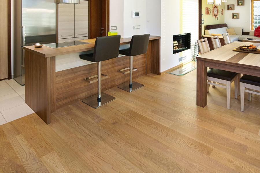 Jak najít správnou podlahu, aby vyhovovala vašemu prostoru