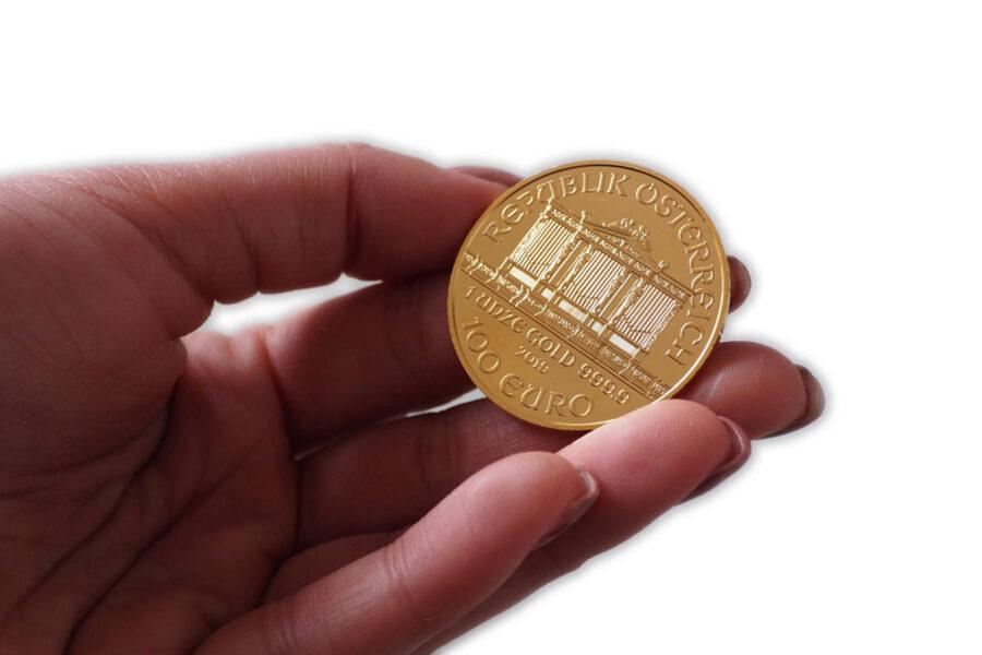 Zlaté mince nebo slitky? V tomto období rozhodně mince